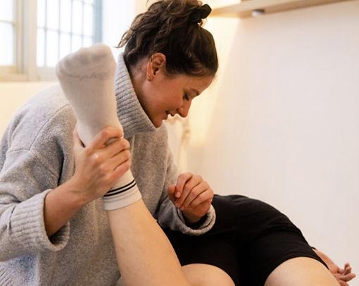 osteopath emilie taillardat at balanced osteopathy in farringdon ec1 london