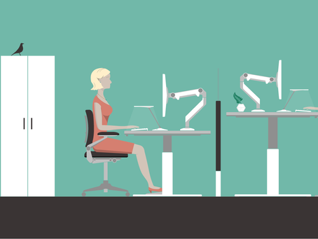 Managing Lower Back Pain when Working from Home