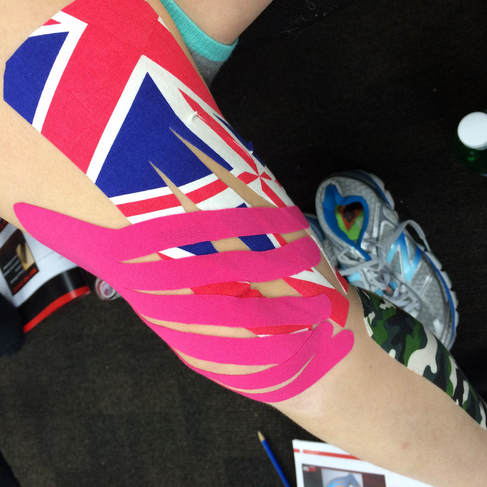 The what, why and how of Kinesiotaping!