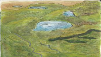 Highland Sketch