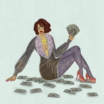 Obsessive Letters - Money Money Money