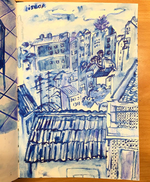 Street View Sketch