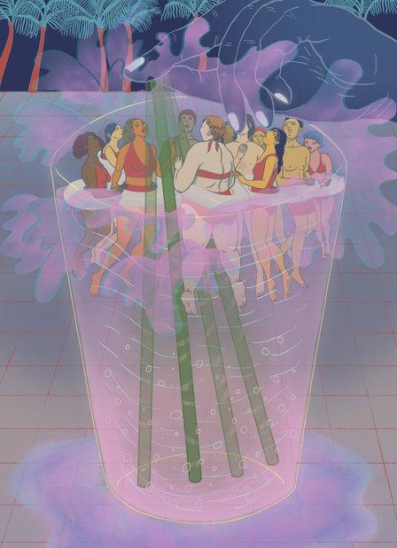 Soda Pool
