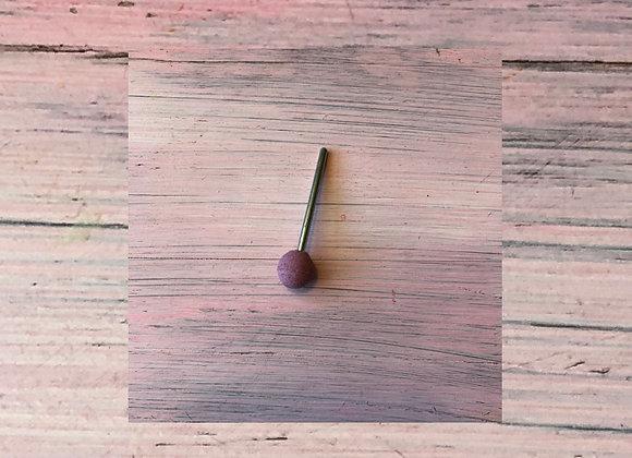 Grinding sanding ball bit for dremel or rotary tool 9 mm