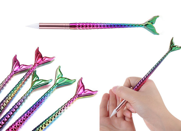 Mermaid Tail Silicone Tip Sculpting Tool