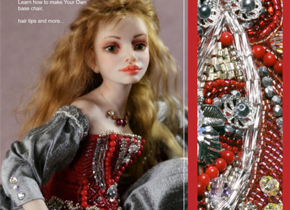Dress with Beads (embellish your doll with beads) PDF