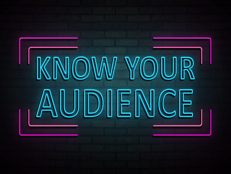 Social Media – Know Your Audience