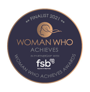 Finalist for the Woman Who Achieves in Marketing Award