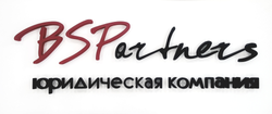 3D логотип в офис BSPartners