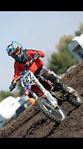 Zackary Buckner #627 KTM 85 Sr