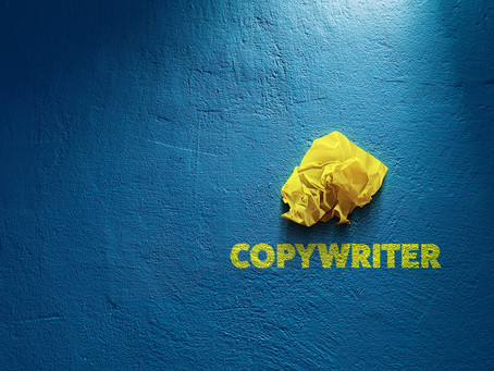 Copywriting – It's just words, right?