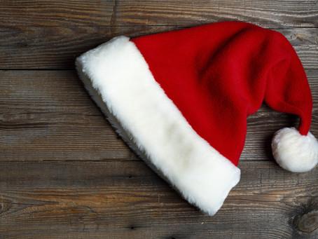 Scrumptious Santa Claus