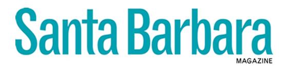 Santa barbara magazine banner