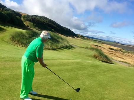 Scotland - the home of Golf