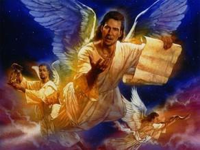 Wat is de boodschap van de eerste engel?
