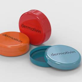 Saboneteira Dermotivin