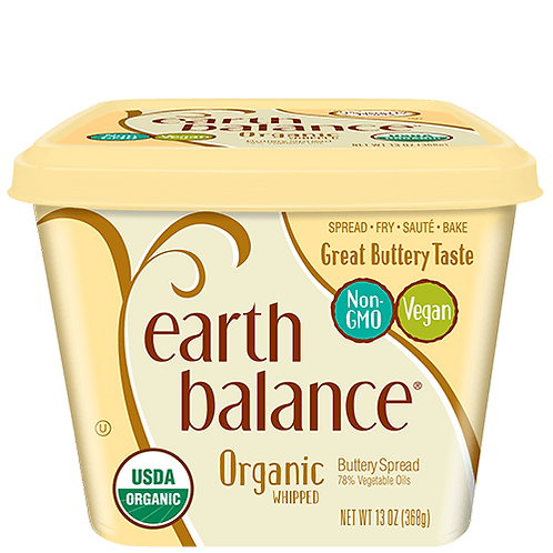Earth Balance Organic Buttery Spread Whipped