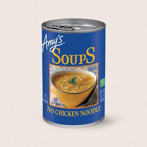 Amy's No Chicken Noodle Soup