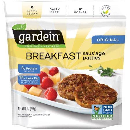 Gardein Sausage Breakfast Patties