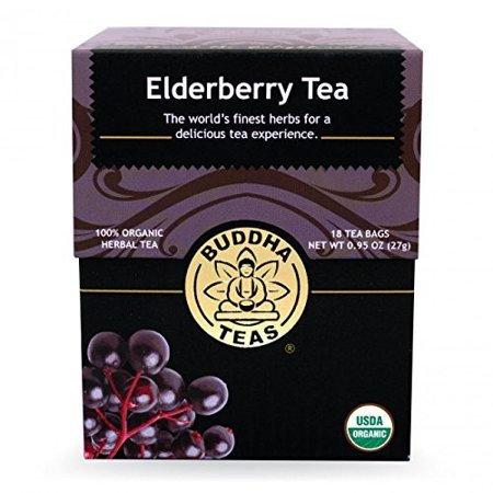 Buddha Teas Elderberry