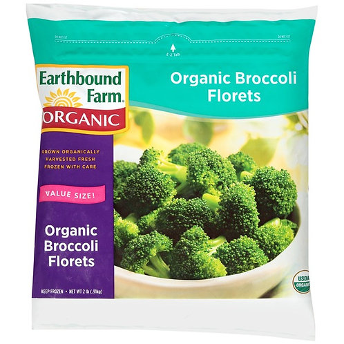 Earthbound Farms Broccoli Florets 32oz