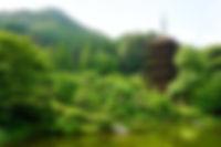 琉璃光寺五重塔
