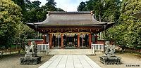 志波彥神社・鹽竈神社