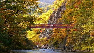 北海道紅葉狩獵