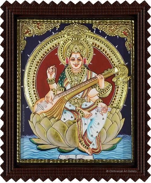 Lotus Saraswathi