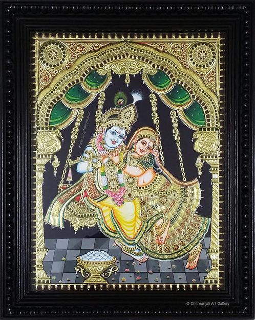 Swing Radha Krishna