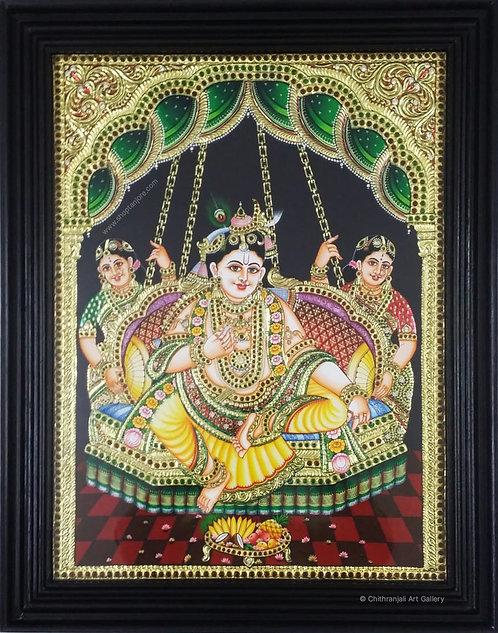 Swing Krishna