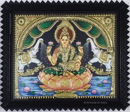 Lotus Gajalakshmi