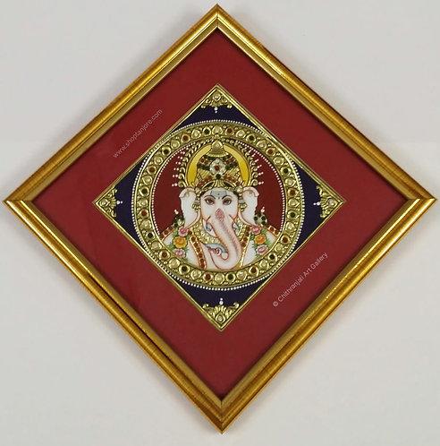 Ganesha - Diamond
