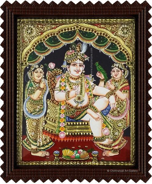 Durbar Krishna