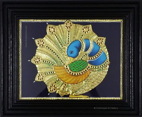 Peacock Antique style
