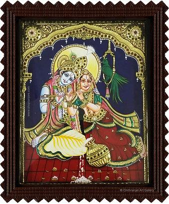 Lovable Radhakrishna