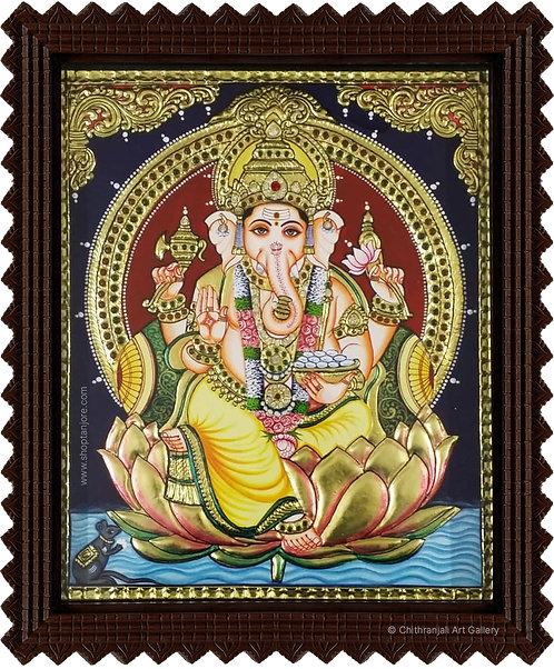 Lotus Ganesh