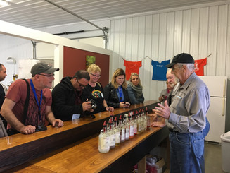 Hollow Creek Distillery launches new Whiskey this weekend