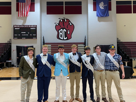 Brookland-Cayce High School raises more than $3,000 for charity with Mr. Bearcat competition