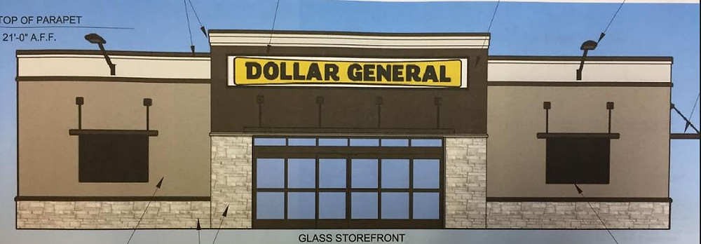 New Dollar General Springdale, SC