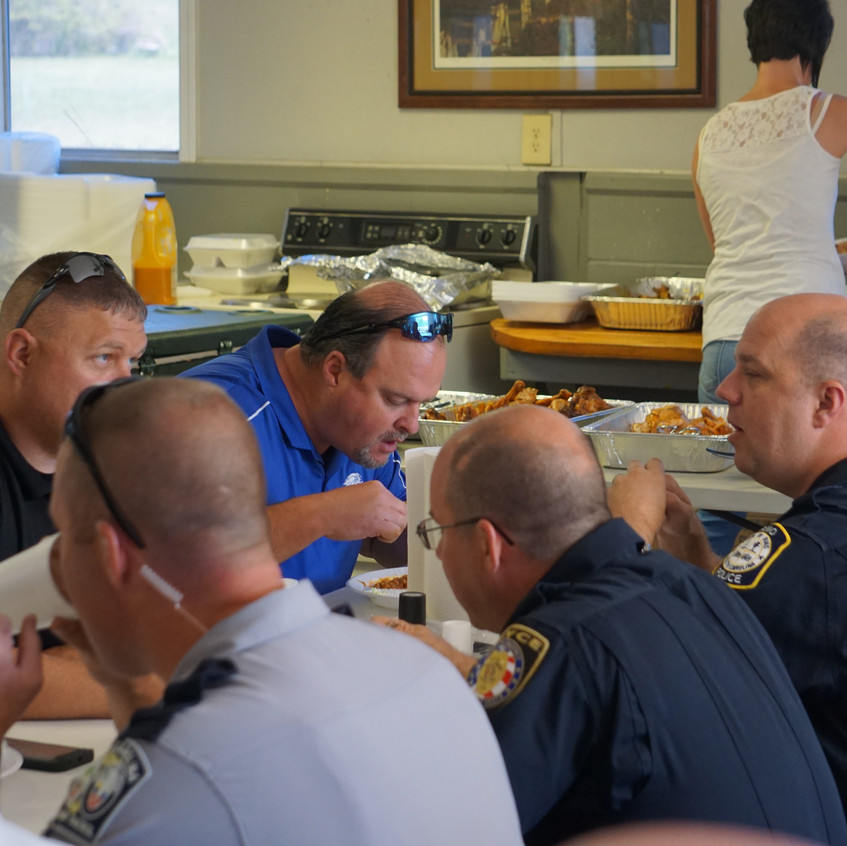 The 2018 First Responder's Picnic