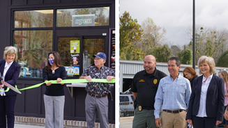 Human Bean holds official ribbon cutting Friday in South Congaree