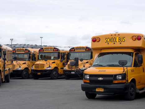 Parents of students in Pelion attendance area asked to help during bus driver shortage