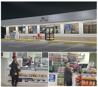 Palm Pantry convenience store and deli now open in South Congaree!