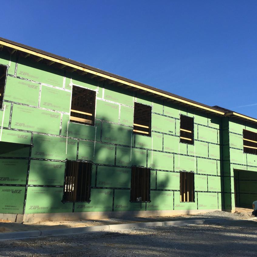 Hurricane Builder new office