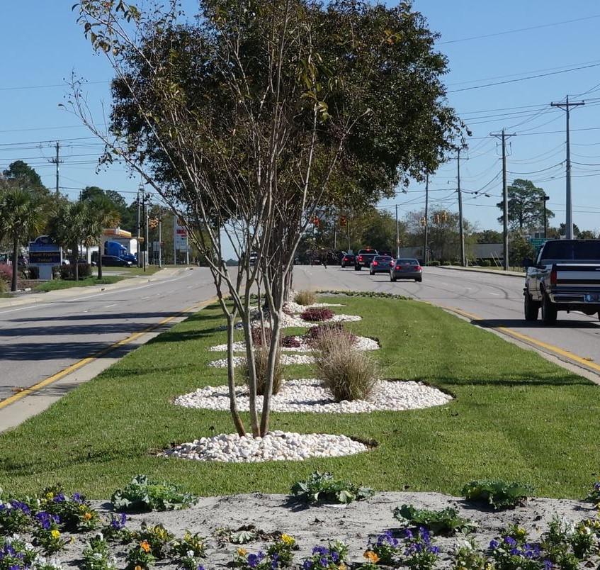Newly improved median
