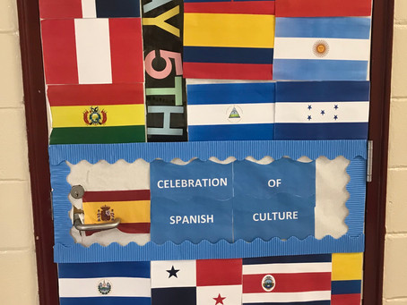 "Brookland-Cayce High School hold schoolwide ""Celebration of Spanish Culture"