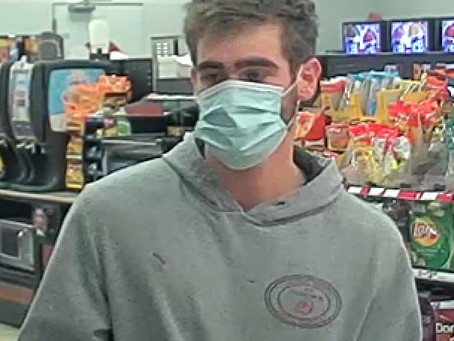 The Lexington County Sheriff's Department needs assistance identifying this man