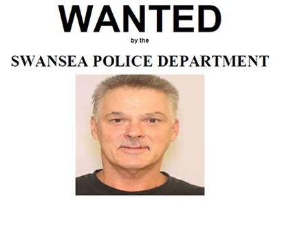 Swansea Police Department looking for man wanted on driving under