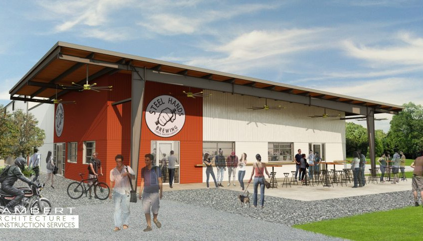 Steel-Hands Brewing Company